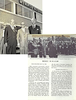 In 1964, Monroe opened its St. Truiden, Belgium, manufacturing plant.