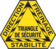 Triangle de sécurité/Safety Triangle®