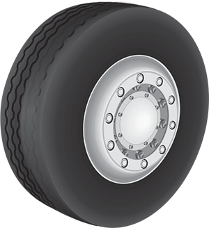 Tire Camber (Outward or Inward Tilt of the Tire)