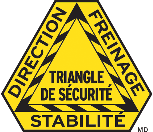 Monroe® Triangle De Sécurite<sup>md</sup>